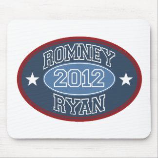 Romney Ryan 2012 Alfombrillas De Ratón