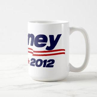 Romney Ryan 2012 - Anti Obama Coffee Mug