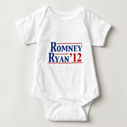 Romney Ryan 2012 Baby Bodysuit
