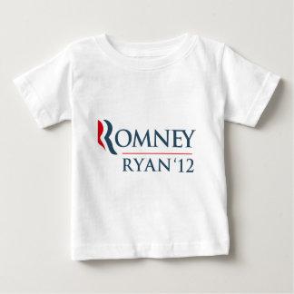 Romney Ryan 2012 Baby T-Shirt