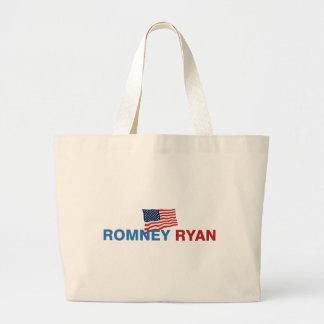 Romney Ryan 2012 Canvas Bags