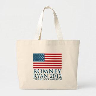 Romney Ryan 2012 Tote Bag