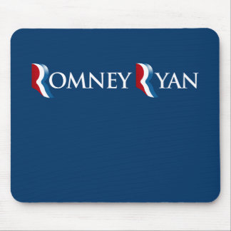 ROMNEY RYAN 2012 BANNER.png Mouse Pad