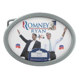 Romney-Ryan 2012 Belt Buckle