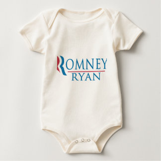 Romney Ryan 2012 Body Para Bebé
