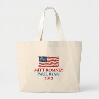 Romney Ryan 2012 Bolsa De Mano