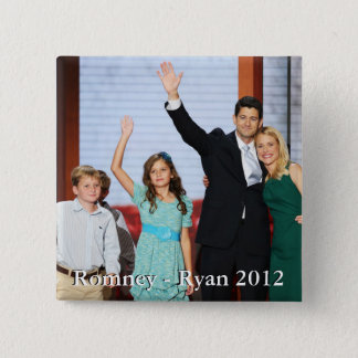 Romney-Ryan 2012!!! Button