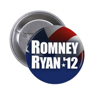 Romney Ryan 2012 Button