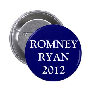 ROMNEY RYAN 2012 BUTTON