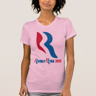 Romney Ryan 2012 Camisas