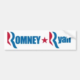 Romney - Ryan - 2012 Car Bumper Sticker