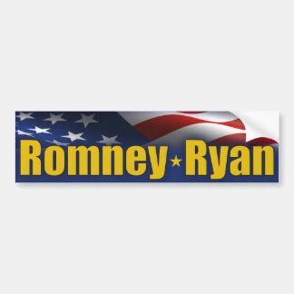 Romney - Ryan- 2012 Car Bumper Sticker