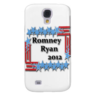 Romney Ryan 2012 Carcasa Para Galaxy S4