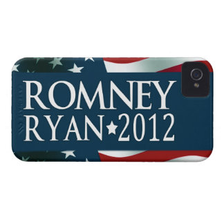 Romney Ryan 2012 Carcasa Para iPhone 4 De Case-Mate
