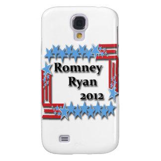 Romney Ryan 2012 Galaxy S4 Case
