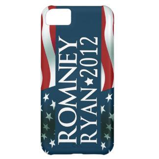 Romney Ryan 2012 iPhone 5C Covers