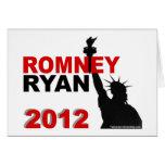 Romney Ryan 2012 Felicitaciones