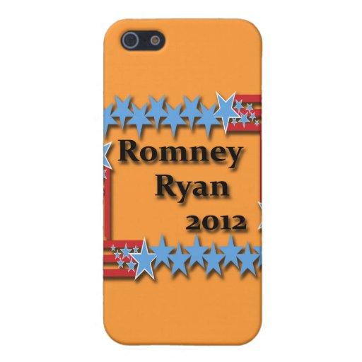 Romney Ryan 2012 iPhone 5 Cobertura