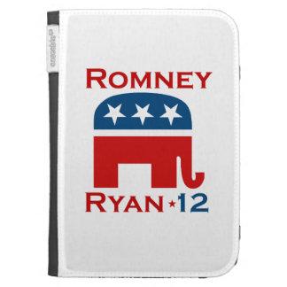 ROMNEY RYAN 2012 GOP KINDLE KEYBOARD CASE