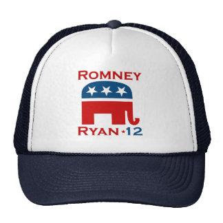 ROMNEY RYAN 2012 GOP.png Gorra