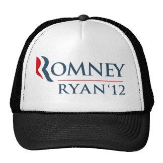 Romney Ryan 2012 Gorros