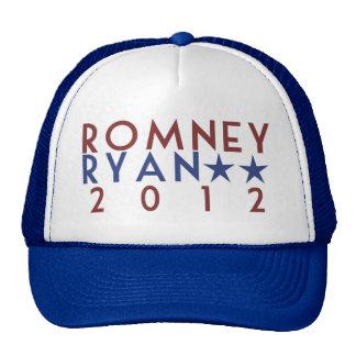 Romney Ryan 2012 Gorra