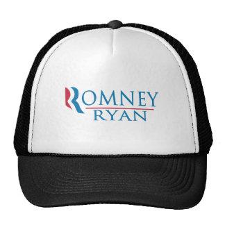 Romney Ryan 2012 Gorras De Camionero