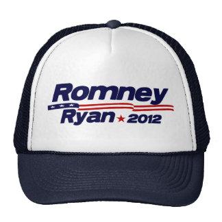 Romney Ryan 2012 Gorro De Camionero
