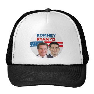 Romney Ryan 2012 Hats