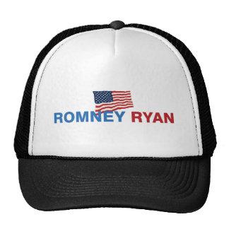 Romney Ryan 2012 Trucker Hats