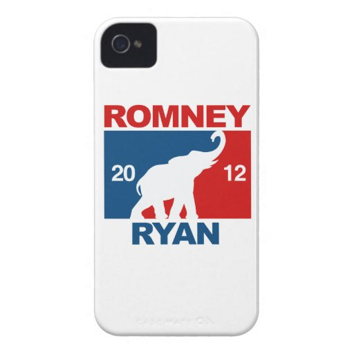 ROMNEY RYAN 2012 ICON.png PROFESIONALES iPhone 4 Protectores