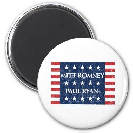 Romney Ryan 2012 Imán