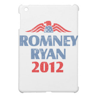 Romney Ryan 2012 Cover For The iPad Mini