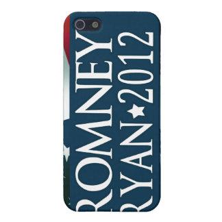 Romney Ryan 2012 Cases For iPhone 5