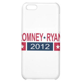 Romney Ryan 2012 Case For iPhone 5C