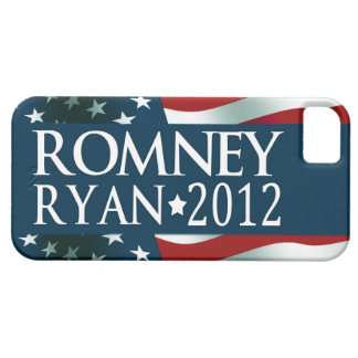 Romney Ryan 2012 iPhone SE/5/5s Case