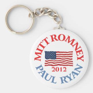 Romney Ryan 2012 Key Chain