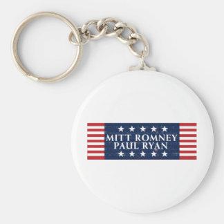 Romney Ryan 2012 Key Chains