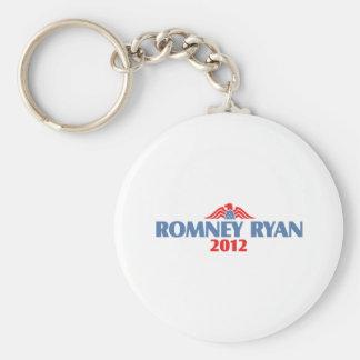 Romney Ryan 2012 Keychain