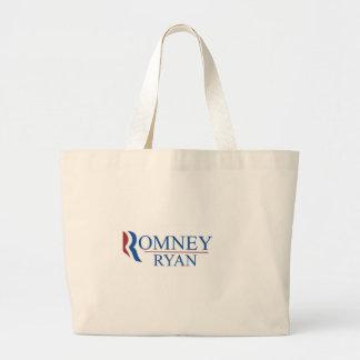 Romney Ryan 2012 Large Tote Bag