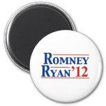 Romney Ryan 2012 Magnet
