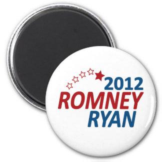 Romney Ryan 2012 Refrigerator Magnets