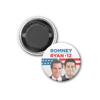 Romney Ryan 2012 Fridge Magnets
