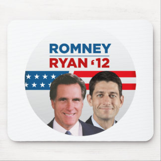 Romney Ryan 2012 Mouse Pad