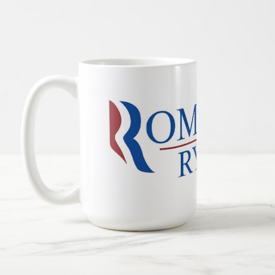 Romney Ryan 2012 Mug