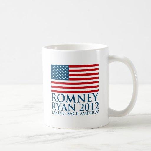 Romney Ryan 2012 Coffee Mug