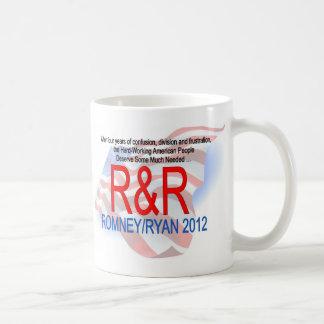 Romney-Ryan 2012 Classic White Coffee Mug