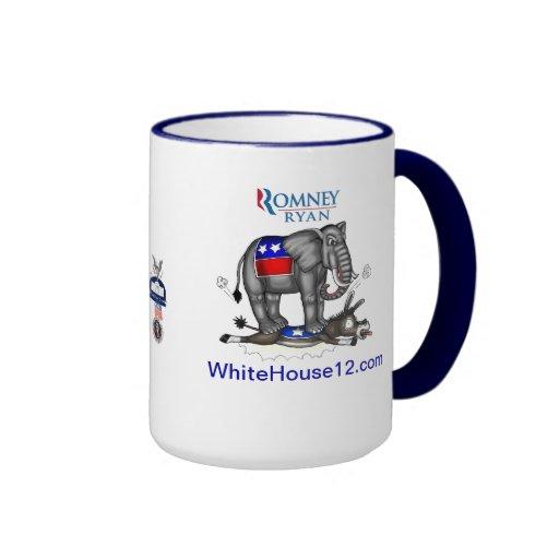 Romney-Ryan 2012 Coffee Mugs