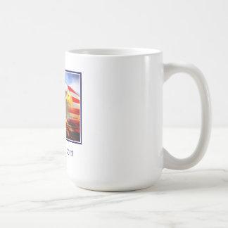 Romney/Ryan 2012 Mug Patriotic Mug