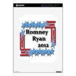 Romney Ryan 2012 Pegatinas Skins Para iPad 3